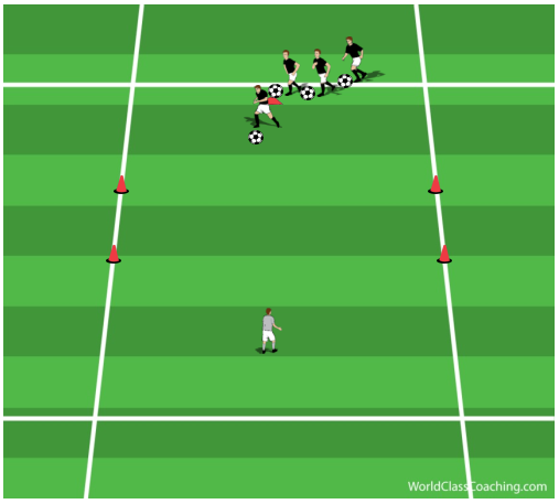 Sprinting and Sliding Game