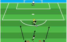 3 v 1 to Counter Attack