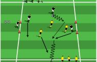 High Intensity 3 v 3 Pressing Game