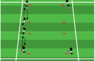 Speed Endurance in a Passing Practice